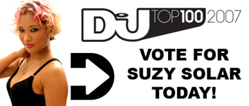 Vote for DJ Suzy Solar at the DJ Mag Top 100