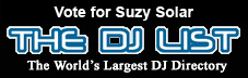 Vote for Suzy Solar at The DJ List!
