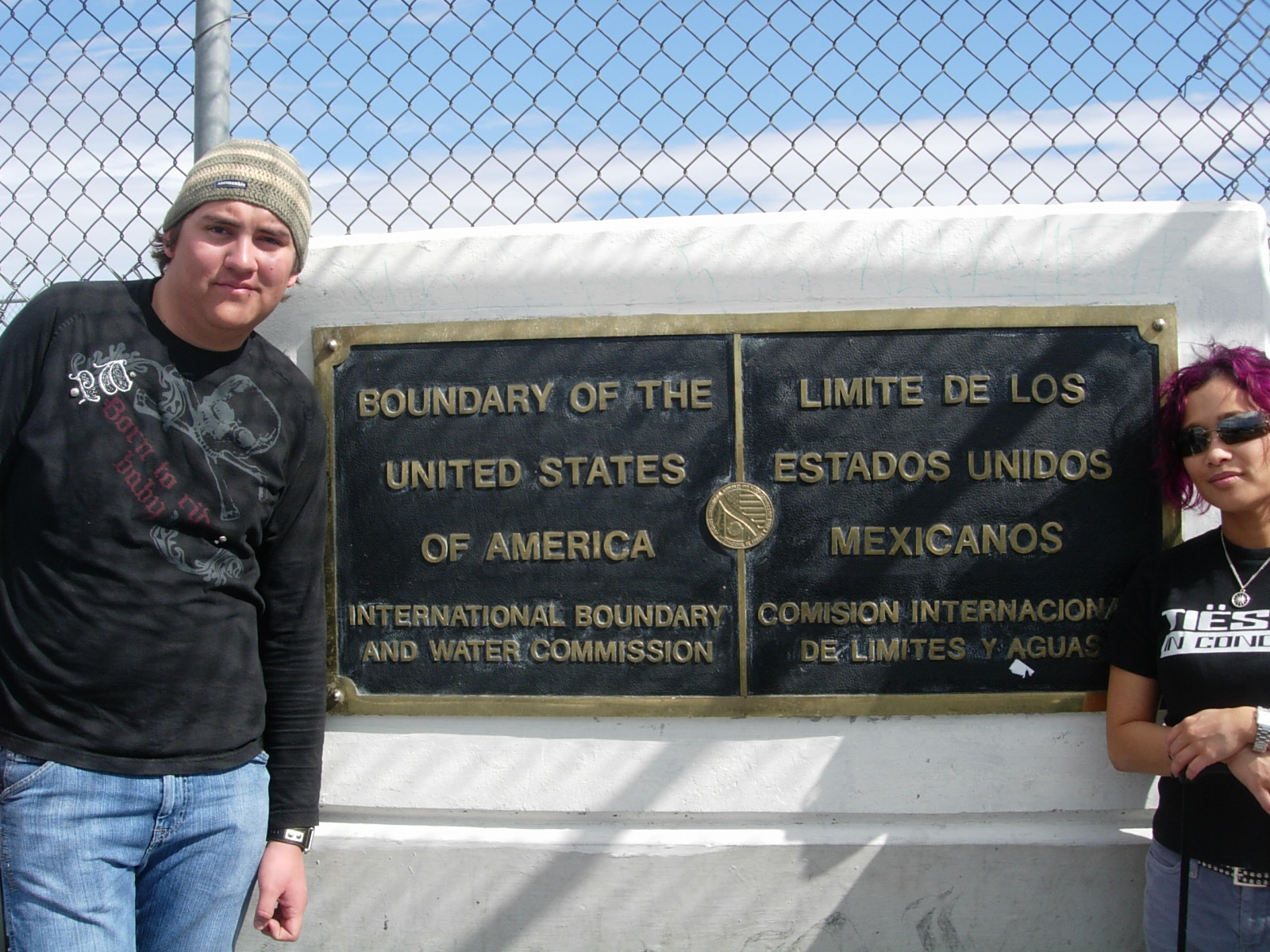Of Mexico USA - Usa and mexico