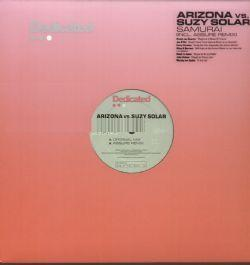 Arizona vs Suzy Solar - Vinyl